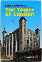 Vintage Ladybird Book - Discovering The Tower of London - Series 861 - Mint Cond