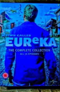 A Town Called Eureka - The Complete Series [DVD] [Region 2] - DVD