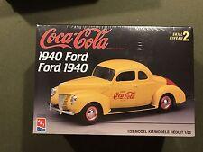 AMT Ertl Coca Cola 1940 Ford 1:25 Skill 2
