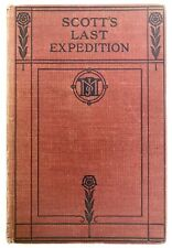 SCOTT'S LAST EXPEDITION Extract From Captain R.F. Scott Journals (Hardback 1935)