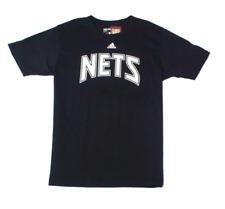 ADIDAS Mens NBA Brooklyn Nets The Go-To Tee/T-Shirt Short-Sleeve Size 2XL -Black