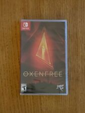 Oxenfree Switch - Limited Run Games - New And Sealed