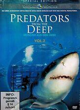 DVD-BOX NEU/OVP - Predators From The Deep - Monster aus den Meer - Vol. 2