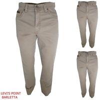 Wrangler Pantaloni jeans Texas uomo cotone elasticizzato vita alta dritto W30 36