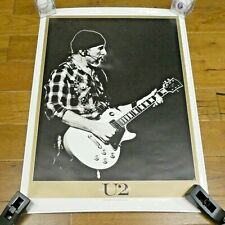 U2 360 Live Set of 4 Lithos 181 of 500 with Coa's Size of Each is 27x38