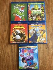 How the Grinch Stole Christmas/Shrek Forever After/Kung Fu Panda/Megamind/ Home