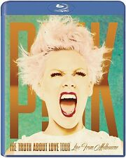 PINK: THE TRUTH ABOUT LOVE TOUR, Live from Melbourne (Blu-ray Disc) NEU+OVP