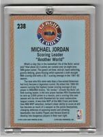 1992-93 Fleer Basketball Card #238 Michael Jordan Mint Condition.