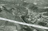 Altmühl : Luftbild der Stadt - um 1930     W 2-17