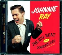 SEALED NEW CD Johnnie Ray - The Big Beat + Johnnie Ray