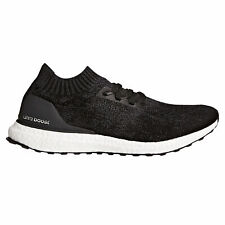 Adidas Ultra Boost UltraBOOST Uncaged Mens Trainer Running Shoes Black - Size 12