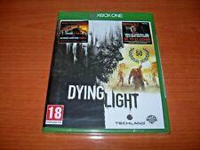 DYING LIGHT XBOX ONE EDICIÓN ESPAÑOLA PRECINTADO
