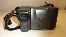 Sharp Viewcam VL-E66U Video 8 Camcorder - Black - Read Description