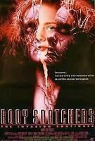 BODY SNATCHERS MOVIE POSTER DS 27x40  MEG TILLY 1993 HORROR SCI-FI THRILLER