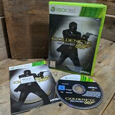 GoldenEye 007: Reloaded (Xbox 360) Action Shooter ~ Complete ~ Free Post