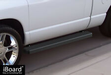 "4"" iBoard Running Boards Nerf Bars - 02-08 Dodge Ram 1500/2500/3500 Regular Cab"