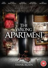 Wrong Apartment, The (DVD) (NEW AND SEALED)