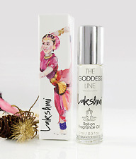 Lakshmi Roll On Fragrance by The Goddess Line - 'Musk' and Sweet Almond 1/3 Oz