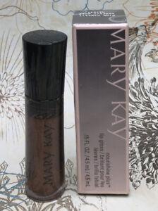 Mary Kay Nourishine Plus Lip Gloss RICH SPICE 047951 ~New In Box~ Free Shipping!