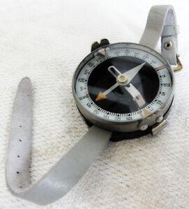 USSR Soviet Russian Military Wrist Compass ADRIANOV Original Unused