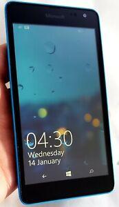 Nokia Lumia 535 (8GB) Unlocked 4G Smartphone Immaculate Condition SIM FREE