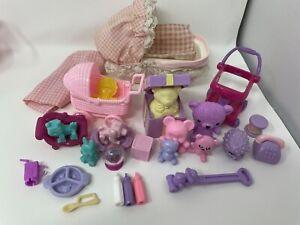 Barbie Krissy Kelly Doll Baby NURSERY Lot Accessories PLAYGROUND TOYS