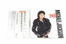 MICHAEL JACKSON BAD 32 8P 200 CD JAPAN OBI A14320