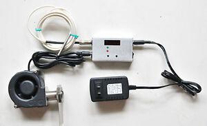 bbq temperature controller UDS WSM BGE Big Green Egg Weber Kettle Smoker Grill