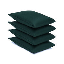 4 Pack of Green Sports Bean Bags Throwing Catching Play PE Garden Games Juggling