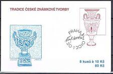 Tschechische Republik 618 MH 149 mit H-Blatt 38 ** (3963)