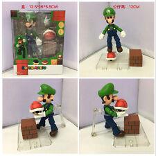 S.H.Figuarts Nintendo Super Mario Luigi Mario Action Figures Box Set