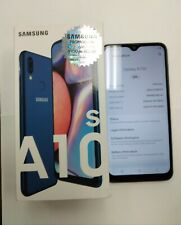 USED-SAMSUNG GALAXY A10S SM-A107M/DS 32GB 2GB FACTORY UNLOCKED (BLUE)6.2""