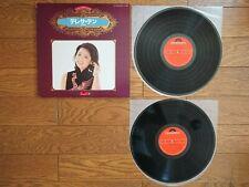 TERESA TENG Golden Double Deluxe JAPAN 2 LP MRZ 9229/30