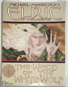 ELRIC OF MELNIBONE WEIRD OF THE WHITE WOLF 1990 FIRST PUBLISHING HIGH GRADE