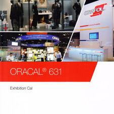 ORAFOL ORACAL 631 - 5 Meter (4,26€/m²) Plotterfolie, Möbelfolie MATT