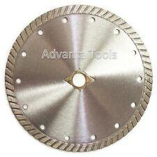 7 Turbo Rim General Purpose Diamond Saw Blade For Block Brick Concrete Masonry