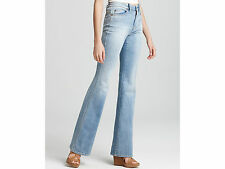 MIH JEANS CORKY SAGE HIGH WAIST WOMENS VINTAGE FLARE JEANS 28  BRAND   NEW