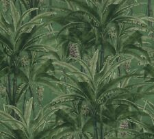 3,00 €/qm / Tapete A.S. Creation Greenery 36480-2 Tropical Palmen Grün Dschungel
