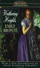 Wuthering Heights by Emily Brontë (1959, Paperback)