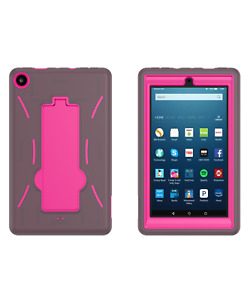 """For Amazon Kindle Fire 7"""" Tablet 9th Generation 2019 Kids Shockproof Stand Case"""