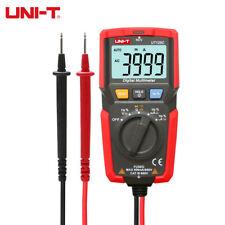 Pocket-Size Digital Multimeter NCV Tester AC DC Voltmeter Ammeter UNI-T UT125C
