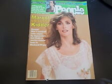 Margot Kidder, James Taylor - People Magazine 1981