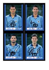 Autogrammkartensatz TSV 1860 München 2000-01 12 Karten Original Signiert(384)