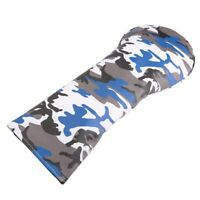 1pc Blue Camouflage Golf Head Cover Driver Headcover For Odyssey Callaway Ping
