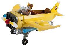Sonic Boom-Tails avión con colas figura