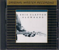 Clapton, Eric Slowhand MFSL GOLD CD UII  ohne J-Card