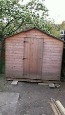 Garden Shed 8ft x 10ft