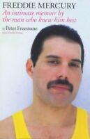 Freddie Mercury by Freestone, Peter Hardback Book The Fast Free Shipping