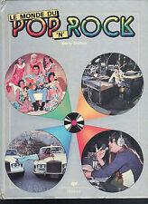 BARRY DUFOUR LE MONDE DU POP N ROCK Edt° HATIER 1978 RARE PORT A PRIX COUTANT