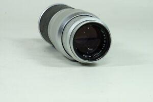 Leica 135mm f4.5 Hektor LEICA M MOUNT Vintage 1956